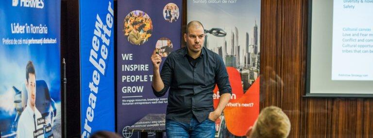 Mihai Bonca Brand Strategy Masterclass